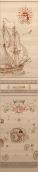 Шкаф-пенал для белья 15 «Квест»